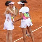 Mirza-Hingis lose chance to complete 'Santina Slam'