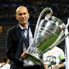 Heroic Zidane assured place in Real hearts