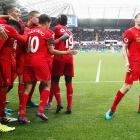 Late Milner penalty gives Liverpool win over Swansea