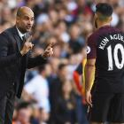 'There's pressure on every manager, whether you're Sunderland or you're Pep'