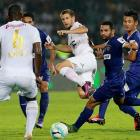 ISL: Chennaiyin FC break NorthEast jinks