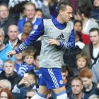 Terry fit for Chelsea's clash with United