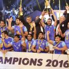India maintain dominance, win Kabaddi WC for 3rd straight time!