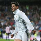 La Liga: Morata takes Real Madrid top, Sevilla sinks Atletico