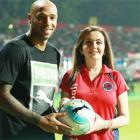 Henry keeps date with Kolkata