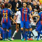 FC Barcelona call for disciplinary action against La Liga president
