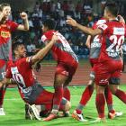 ISL: Atletico de Kolkata down NEUFC to top table