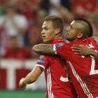 Bayern need late Kimmich goal to edge past Hamburg
