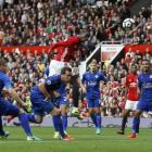 EPL PHOTOS: United crush Leicester, City  &  Arsenal win
