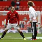 Why United's Rooney may struggle to get back into playing eleven