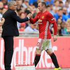 Rooney enjoys no 'privileges' at Mourinho's Manchester United