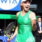 Pan Pacific Open: Wozniacki wins first title of the season