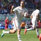 Totti's 250th Serie A goal fails to save Roma