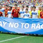 Shameful! FIFA disbands anti-racism task force