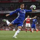 Chelsea must improve defensive record, says Hazard