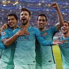 Champions League: Barca rally to down Gladbach; Atletico beat Bayern