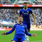 Chelsea edge Tottenham in thrilling Cup semi-final