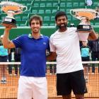 Bopanna-Cuevas win Monte Carlo Masters