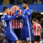 EPL: Chelsea calm nerves and extend lead