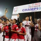 PHOTOS: Aizawl FC script history; win I-League title