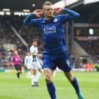 EPL: Vardy on target for Leicester; Stoke and West Ham draw