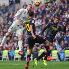La Liga: Bale scores as Real tighten grip; Gameiro hits five-minute hat-trick