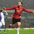 FA Cup: Ibrahimovic fires Manchester United into quarters