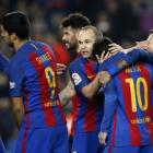La Liga: Messi penalty rescues Barcelona