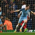 'Attack, attack, attack!' That's what Manchester City did
