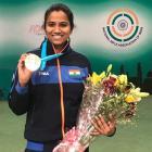 Shooting World Cup: Ghatkar wins bronze, Deepak finishes 5th