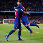 La Liga: Messi at double as Barca beat Valencia, Atletico see off stuttering Sevilla