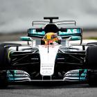 F1: Hamilton still the man to beat in 2017
