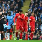 EPL: City charged with misconduct in Liverpool game