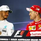 Hamilton expects a close season, a 'best v best' duel with Vettel