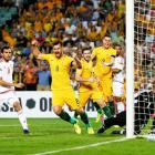 WC qualifiers: Australia end run of draws with 2-0 UAE victory