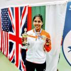 India's Bhavani Devi strikes gold at World Cup Fencing C'ship