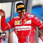 F1: Vettel first Ferrari driver since Schumi to win Monaco GP