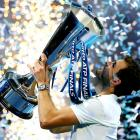 Dimitrov comes of age to win ATP Finals title