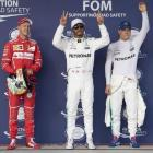 Hamilton blasts to US Grand Prix pole