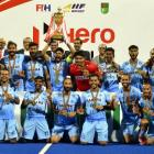 India regain Asia Cup hockey crown after 10 years