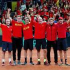 Belgium beat Australia to reach Davis Cup final