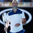 Djokovic dismisses talk of boycott over prize money