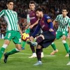 La Liga: Messi returns but Barca beaten at home