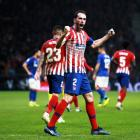 Football Extras: Godin gives Atletico comeback win over Bilbao