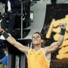 Aus Open PICS: Ruthless Nadal whips Tiafoe to enter semis