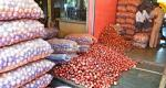 Farmers' protest over onion stock leads to price fall