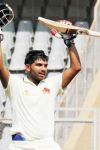 Herwadkar's century lifts Mumbai on Day 1 of Ranji quarters