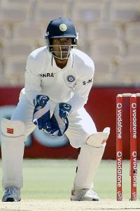 Saha says 'might not get fit in time' for Aghanistan Test