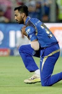 Why Mumbai's Krunal Pandya was left 'surprised' at the end of the match...