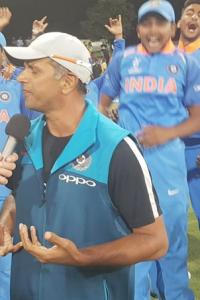 Here's how much BCCI paid Dravid as professional fees